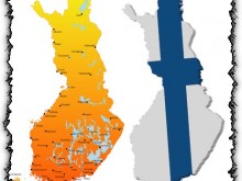 finland-vector-map